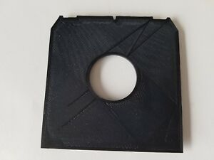 Lens Board for Linhof Master Technika 4x5 copal compur prontor  #1 center hole