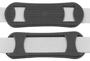 10 - 1 Inch Nonslip Shoulder Strap Pads