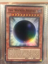 Yu-Gi-Oh! The Wicked Avatar Limited Edition Ultra Rare