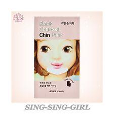 ETUDE HOUSE Black Charcoal Chin Pack 5 pcs sing-sing-girl