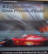 Leggendario Gran premio d'Italia Formula 1 dal 1921 al 1989 - RARO! [sc.40]