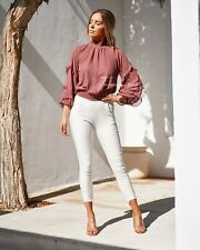 Women's Fashion - BRAND NEW | Piper Top (Mauve)