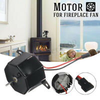 Self-Power Motor For Fireplace & Stove Fan Replacement Part Eco Friendly Heating