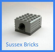 Lego Technic - Light Grey 9v Motor 5x4x2 2838c01 Mindstorm - VGC