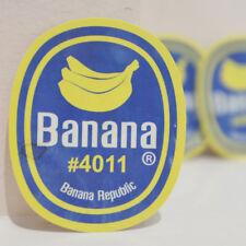 Chiquita Banana Sticker Ebay
