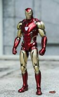 "Marvel Avengers: Endgame 7"" Iron Man Mark XXXLV 85 Action Figure Not SHF"