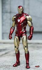 """Marvel Avengers: Endgame 7"""" Iron Man Mark XXXLV 85 Action Figure Not SHF"""