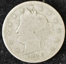 1886 GOOD Liberty Nickel #1 -SEMI-KEY DATE! Great coin to add to your collection