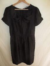 Robe Comptoir Des Cotonniers Frances Noir Taille 38 à - 62%