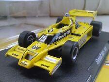 Coches de carreras de automodelismo y aeromodelismo IXO Renault escala 1:43
