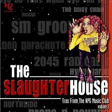 PRINCE CD Slaughterhouse CD Card Slip-in Sleeve