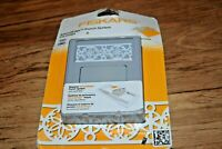 Fiskars AdvantEdge Punch System Cartridge NOS ROSACE design 210g/sqm max