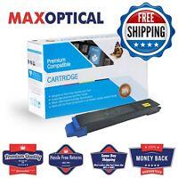 Max Optical Kyocera-Mita TK-897C Compatible Cyan Toner Cartridge