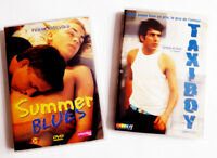 Taxiboy + Summer blues - Collection CINEGAY - Très bon état
