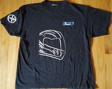 Monbus 25th anniversary shirt XL black motorcycle biker helmet Amigos de la Moto