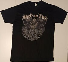 T-Shirt HIGH ON FIRE ( American Sludge Metal)  (M)