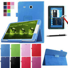 Case for Samsung Galaxy Note 10.1 N8000 N8010 Tablet Folding PU Leather Skin+Pen