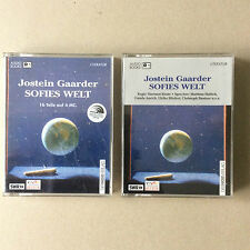 Sofies Welt von Jostein Gaarder, 4 Kassetten