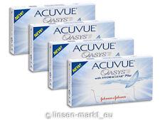 Acuvue OASYS Hydraclear PLUS 4×6 Kontaktlinsen BC 8.4 oder 8.8