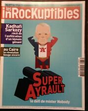 Les Inrockuptibles 877 - Joe Biden / Woodkid / Grizzly Bear / Bob Dylan