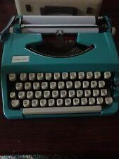 Kresge Co. Kmart Deluxe 100 Portable Manual Typewriter