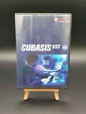 Cubasis VST 4.0 Steinberg-PC CD ROM 2 x Scheiben VGC Audio Musik Software selten