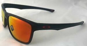 Oakley Holston - Polished Black/Prizm Ruby Polarized Lens - OO9334-12