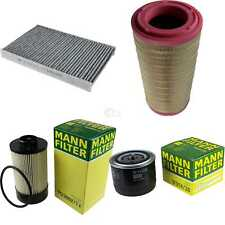 Mann-filter Set Iveco Daily IV Box/Estate Pickup/Chassis