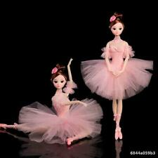 Vintage Signature Ballet Wishes Doll, 12.6-in Wearing Tutu Made to Move Dolls