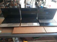 2 Compaq & 1 Asus Laptops For Parts Or Repair
