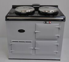 AGA COOKER NEW GENERATION ECO ELECTRIC. FULLY CONTROLLABLE. LOWER RUNNING COSTS