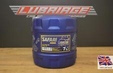 7 L Safari SAE 20W-50 Mineral Engine Oil API SL/CF MANNOL SAE 20W-50, API SL/CF
