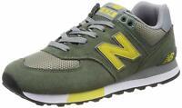 New Balance 574v2, Sneaker Uomo - ML574FNE GREEN SCARPA