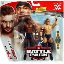 WWE Battle Pack Bobby Lashley VS Finn Balor