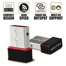 Terabyte Wireless 450Mbps USB Adapter WiFi 802.11n/g 450M Network Lan Card
