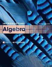 Introductory Algebra (11th Edition) (The Bittinger Worktext Series) by Bittinge