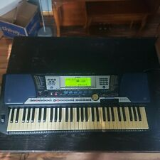 Yamaha Psr-540 Electric Keyboard 61 Keys Midi Floppy Drive *Tested*