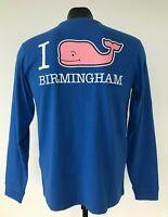 Vineyard Vines - Birmingham T-Shirt - Blue - Medium