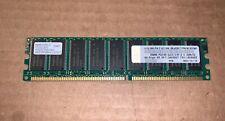 IBM / LENOVO 256MB PC2100U ECC DDR UDIMM Server Memory 10K0068 / 38L4039