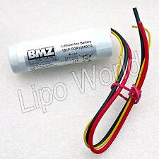 Li-Ion Batterie BMZ cgr18650cg 1s1p 3,6 V 2250 mAh rundzelle