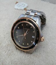New old stock. Swiss ETA 7 jewel quartz  Mens watch