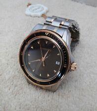 New old stock. Swiss ETA 7 jewel quartz  Mens watch