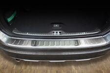Edelstahl Ladekantenschutz für Volvo Xc60 Facelift ab Baujahr 2013-