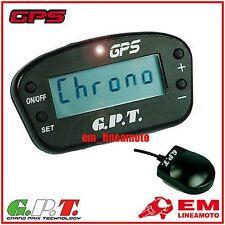 CRONOMETRO RACING TIME GPS GPT LAP TIMER TEMPI PISTA