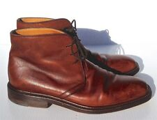 BARRETT MEN'S ITALY MADE BROWN QUALITY CASUAL BOOTS SZ 7.5 VERY GOOD+ CONDITION