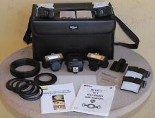 Nikon R1C1 Macro Close-Up Speedlight Flash System Ring Light COMPLETE