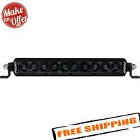"Rigid Industries 910213BLK SR-Series Pro Midnight 10"" Spot Beam LED Light Bar"