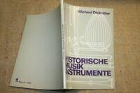 Sammlerbuch historische Musikinstrumente Streich-, Zupf-, Blas- & Tastinstrument