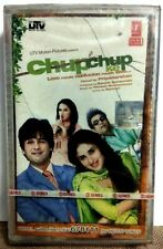 CHUP CHUP KE Bollywood Indian Audio Cassette Tape TSERIES - Not CD - SONU