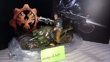 PRIORITY SHIP JD Fenix COG Bike Statue from GEARS OF WAR 4 COLLECTOR'S EDITION